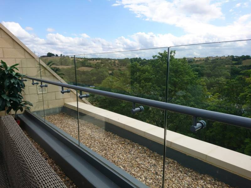Outstanding new care home features Neaco balustrade and balconies