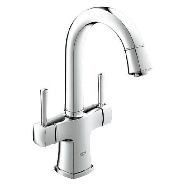 "Grandera Two Handle Basin Mixer 1/2"""