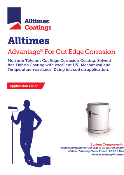 Advantage Cut-edge Application Guide