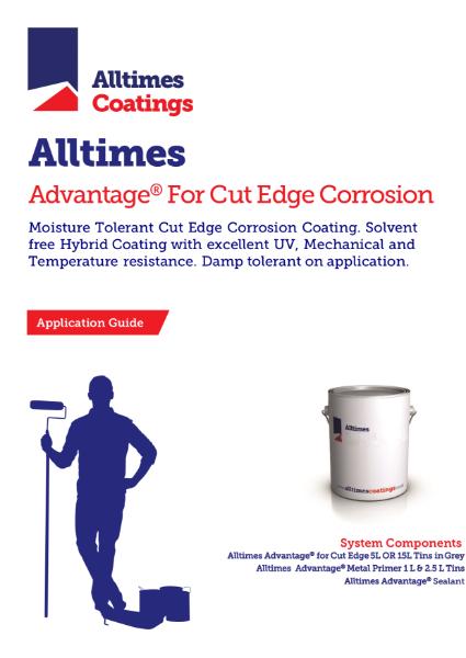 Advantage Cut-edge Application Guide