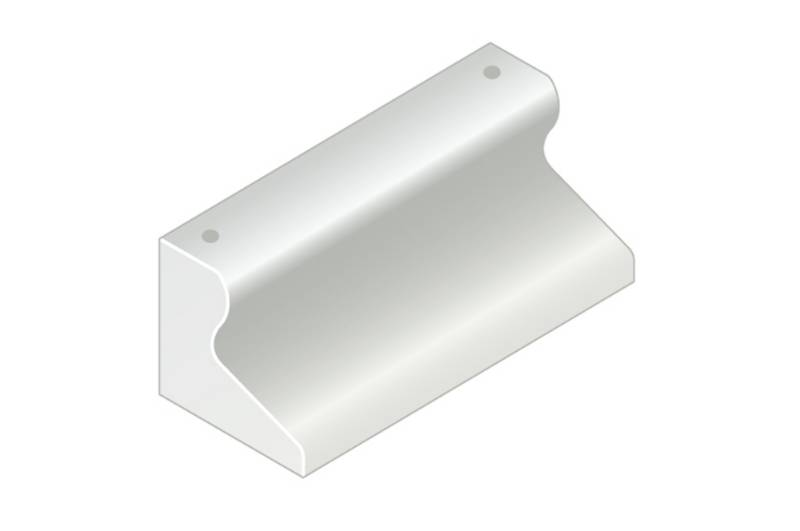 Trief® GST2 Standard Kerb with dowel holes