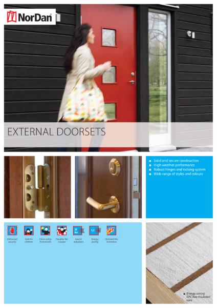 NorDan External Doorsets