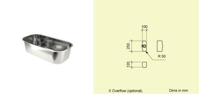 Sink Bowl T10