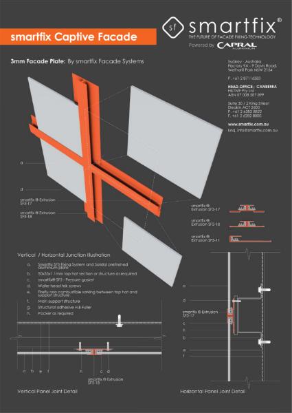Smartfix Capral Tech sheet + detail