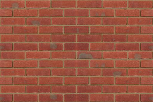 Leicester Multi Red Stock - Clay bricks
