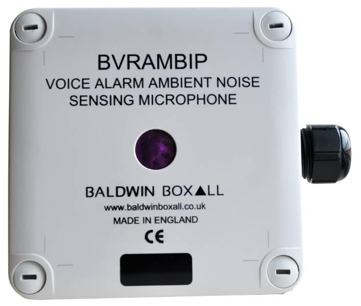 Ambient Noise Sensing (BVRAMBIP)