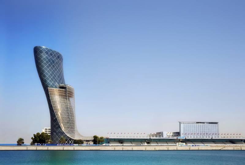 Hotel Hyatt, Abu Dhabi