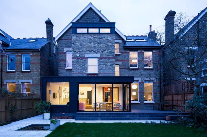 Alleyn Road | Innovative extension of South London home
