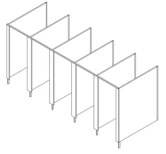 Privacy Screen Assembly
