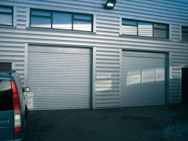 T77 Aluminium Security Shutter