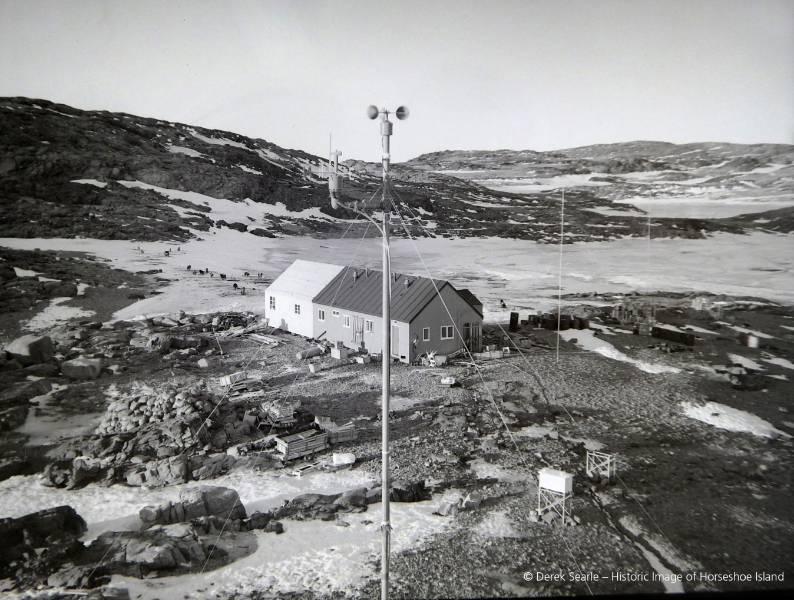 Base Y, Horseshoe Island (Antarctica Heritage Trust)
