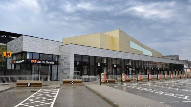 South Shields Interchange