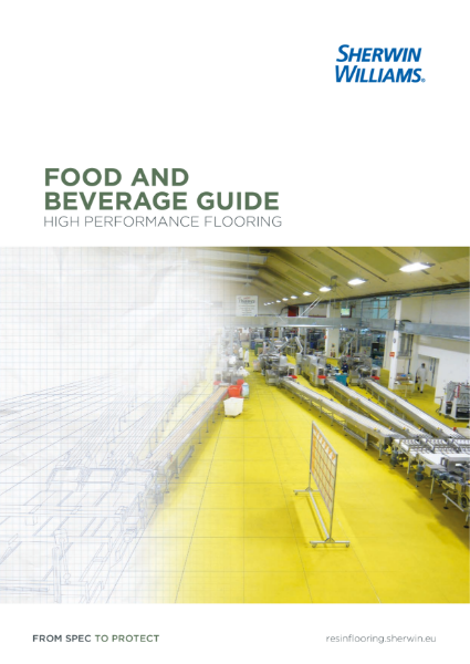 A guide to Sherwin-Williams Food & Beverage Resin Flooring