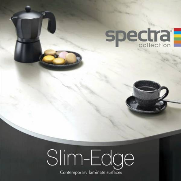 Spectra Slim-Edge Upstand
