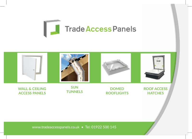 Trade Access Panels Brochure