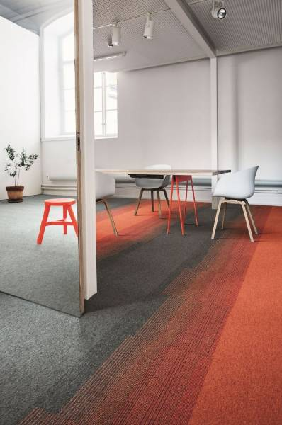 Employ Loop and Lines - Carpet Tile