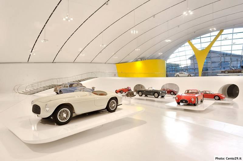 Barrisol Acoustics® - Museum of Enzo Ferrari - Italy