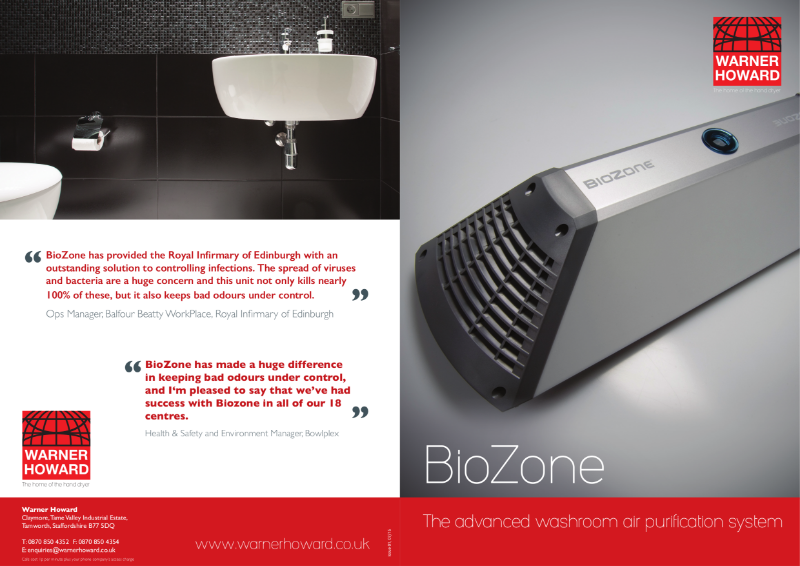 Biozone air purification system
