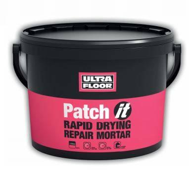 Patch IT: Rapid Drying Repair Mortar