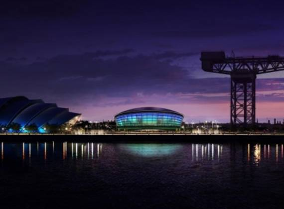 The SSE Hydro - Concrete Connections