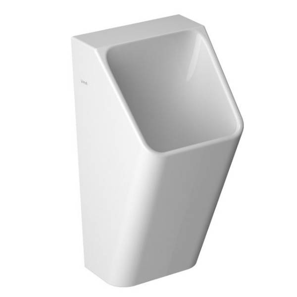 VitrA S20 Syphonic Urinal (Back Water Inlet), 5461