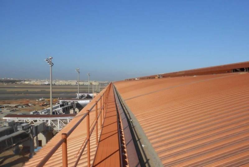 Neaco specified at King Abdulaziz International Airport