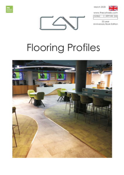 C.A.T. Flooring Profiles Catalogue 2020