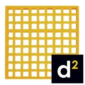 d2 DuraGrating 55mm MiniMesh