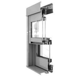 System 6 Vertical Sliding Window