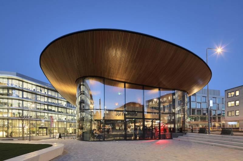 ING Pavilion, Netherlands