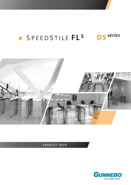 Speed Gate - SpeedStile FLs DS Series