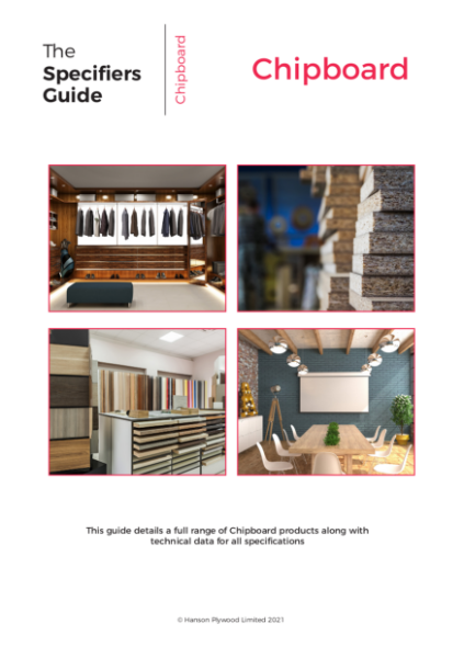 The Specifiers Guide - Chipboard