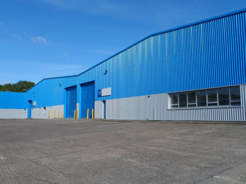 Frankley Industrial Estate - Birmingham