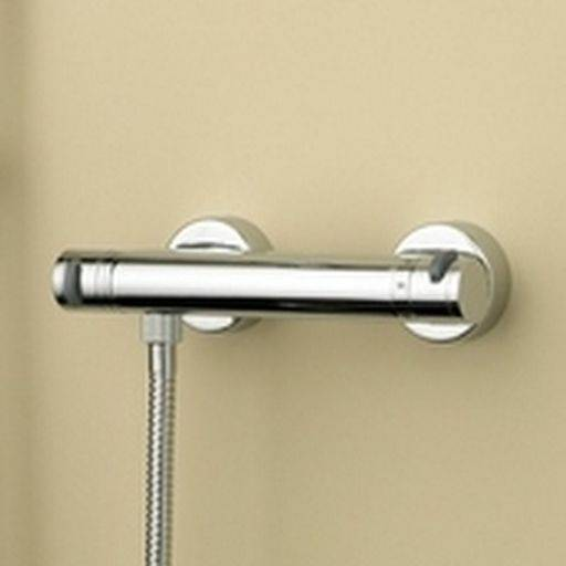 AR2 SHXVOFF C - Artisan Thermostatic Surface Mounted Bar Shower Valve and Fast-fit Connections