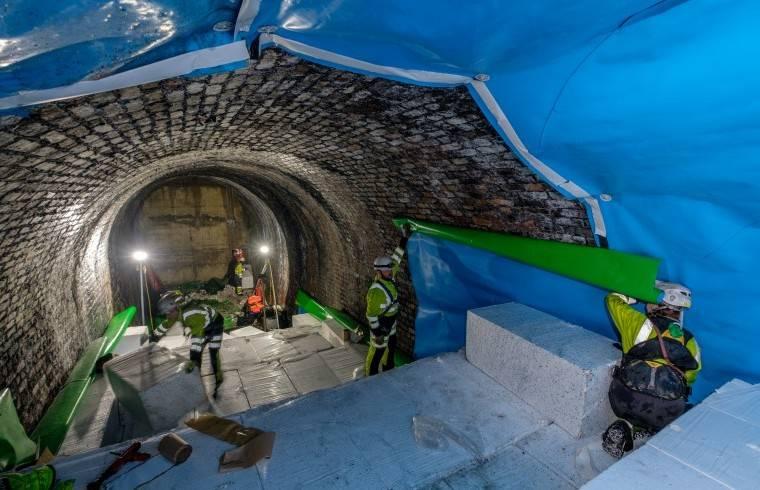 St Margarets Head Railway Tunnel