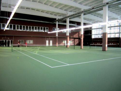 Taraflex® Tennis - Sheet
