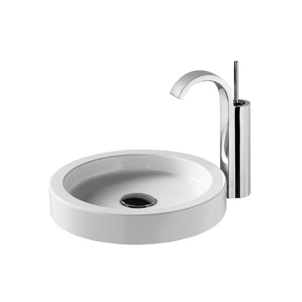 Stirone 35, 45 cm Handrinse Washbasin