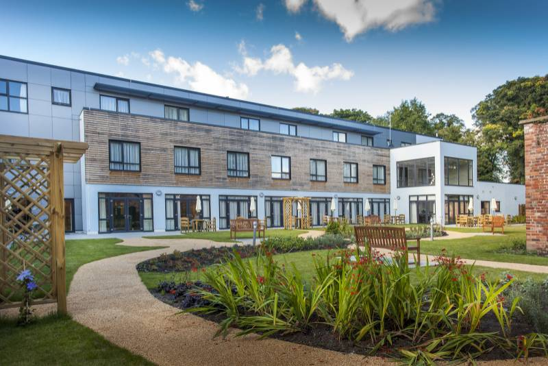 200-windows for major care home group, Manchester
