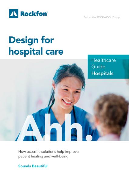 Design for hospital care