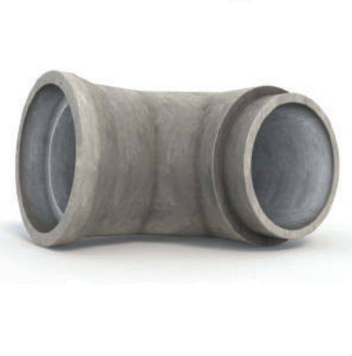 Easi-Flex - Three Piece Bends 90° (Spigot & Socket Pipes)