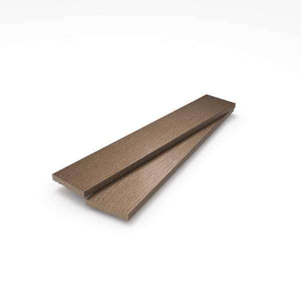 Ecodek Heritage Woodgrain Composite Decking Board