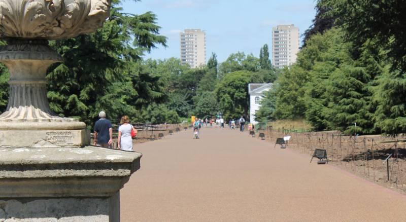 Terrabase Rustic Royal Botanic Gardens Kew