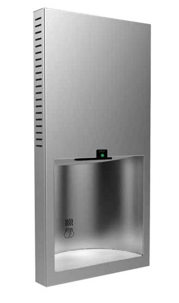 ADA Recessed Hand Dryer B-3725