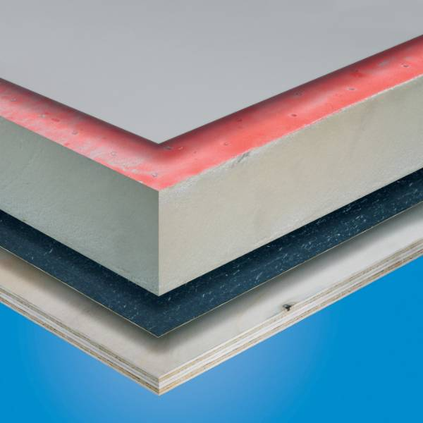 G410-EL Adhered Roof System - Sarnavap 5000E SA