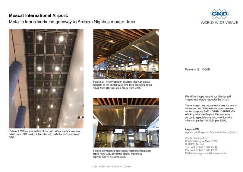 Muscat International Airport: