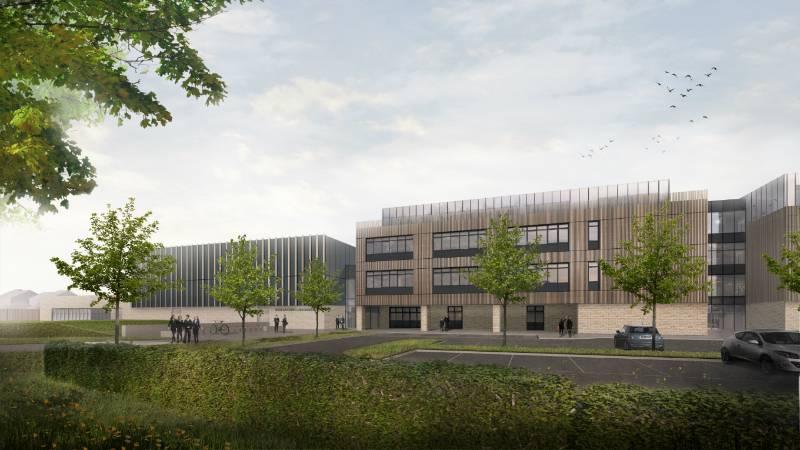 Queensferry High School, Edinburgh