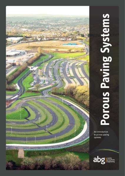 Porous Paving Systems