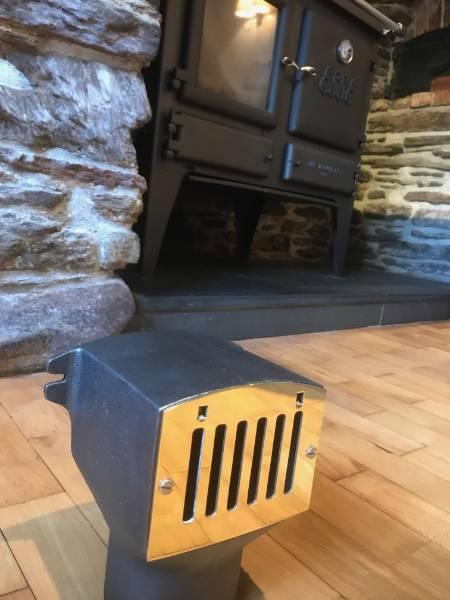 Stove Vents, Log Burner Vents and Cast Iron Oven and Range ventilators