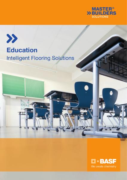 Education - Intelligent Flooring Solutions