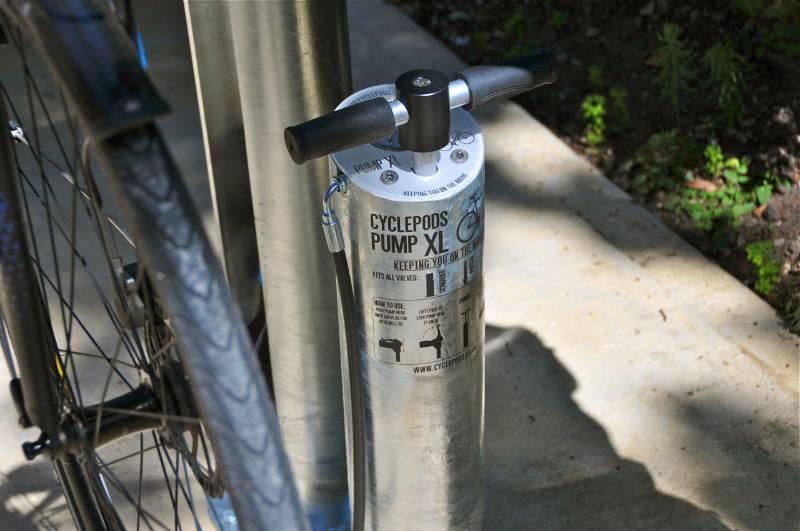 Air Kit 2 - Public Bike Pump